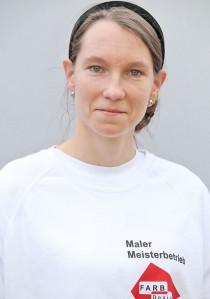 Auszubildende Frau K. Thurau