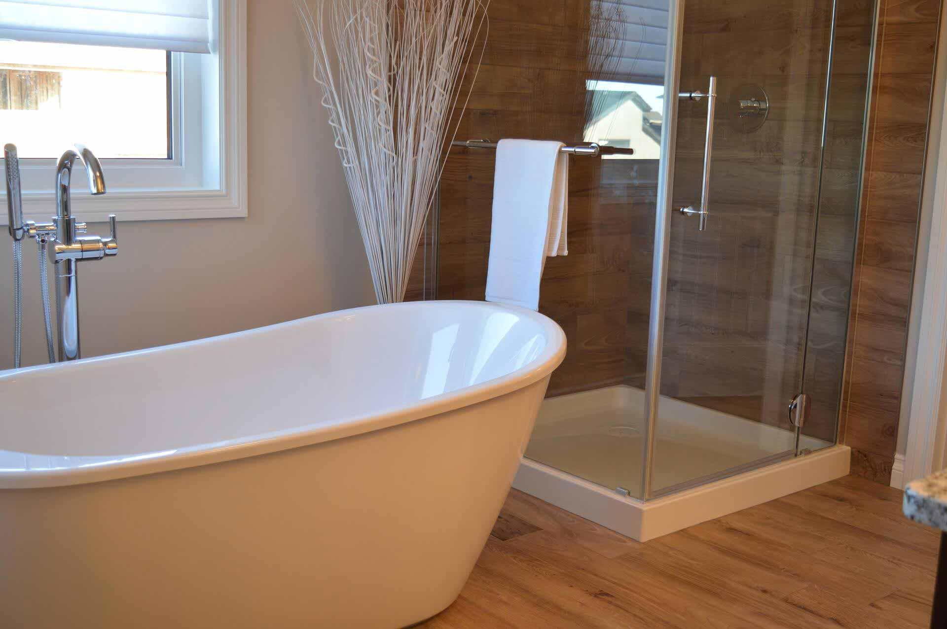 Denken Sie Beim Bad Renovieren Rechtzeitig An Den Geeigneten Fußboden