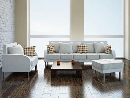Designbelag / Designboden in Holzoptik