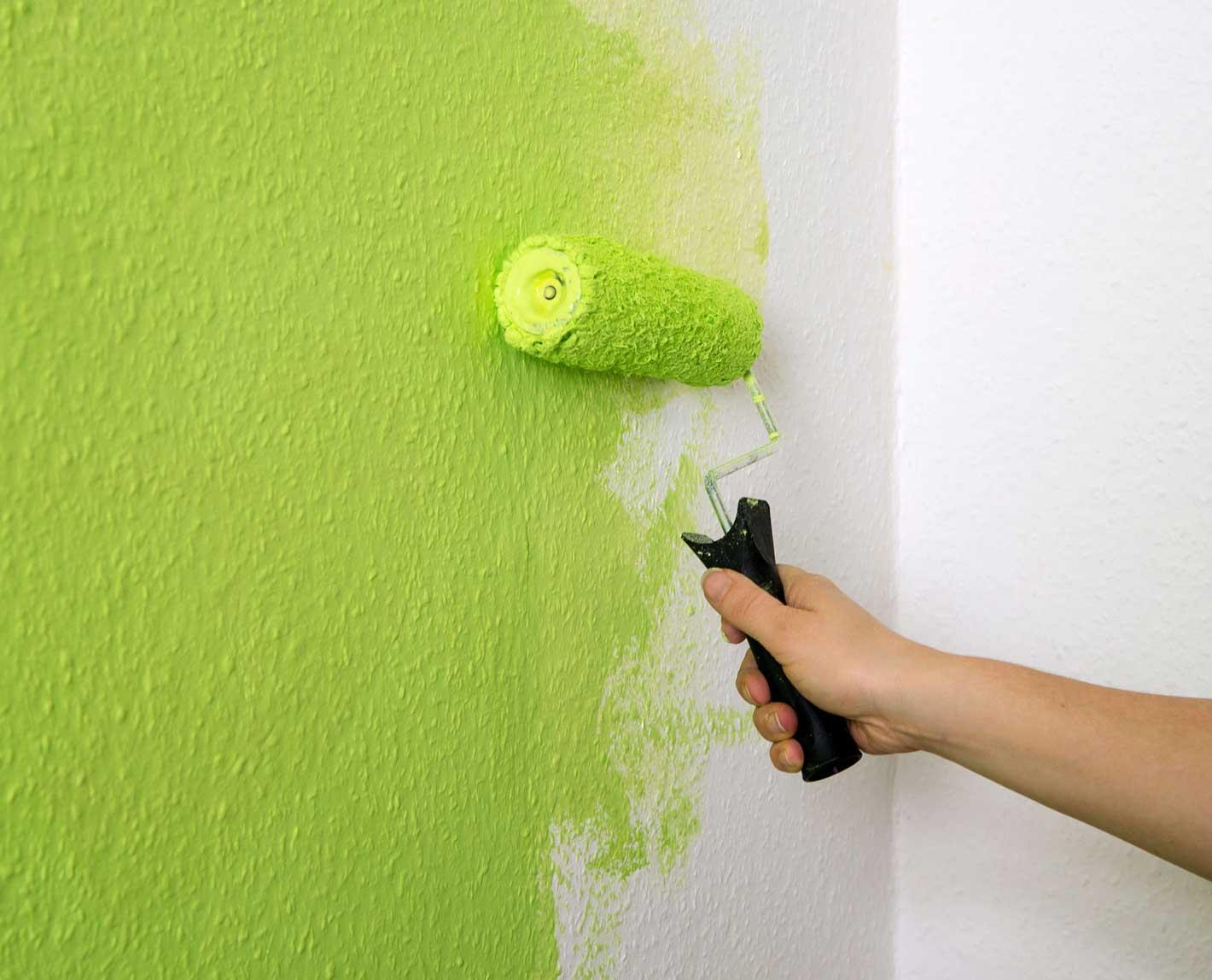 Краска для стен 45