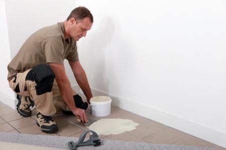 Wir verlegen Teppichboden fachgerecht